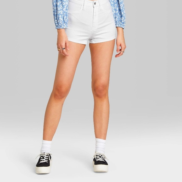 NWT Wild Fable high waited shorts